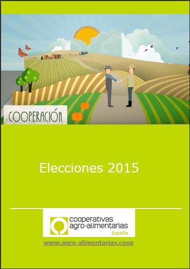 Propuestas de Cooperativas Agro-alimentarias