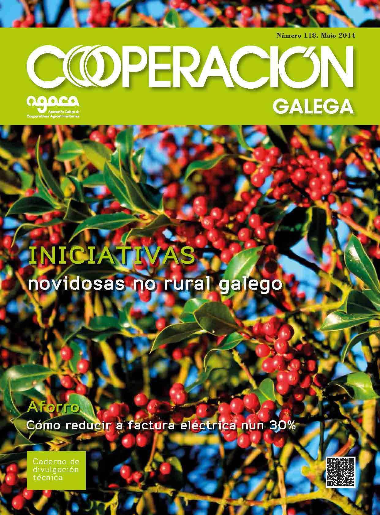 Revista 118 portada