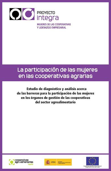 Participación de las mujeres en las cooperativas agrarias
